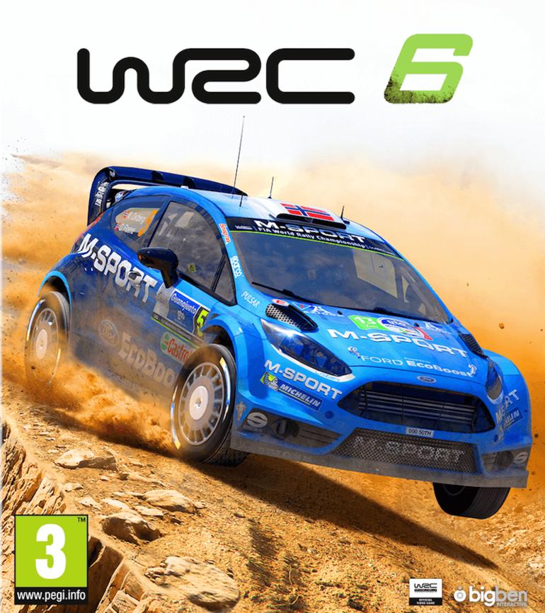 WRC 6 esce il 7 ottobre su Xbox One e PlayStation 4