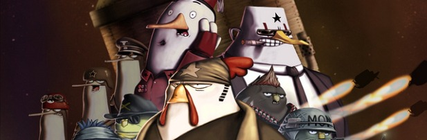 Rocketbirds: Hardboiled Chicken - recensione - PS3