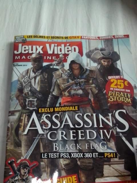 Assassin's Creed 4 Black Flag: la prima recensione premia il gioco