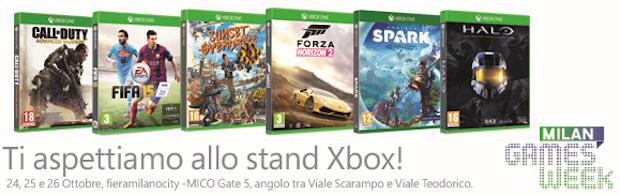 Games Week 2014: Microsoft presenta le novità più attese dell'anno