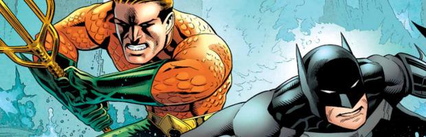 DC Comics: Jason Momoa parla di Aquaman - Notizia