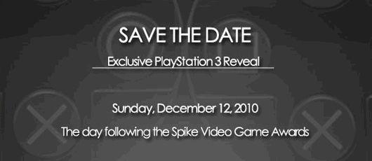 Sony annuncerà un nuovo gioco PlayStation 3 il prossimo 12 Dicembre