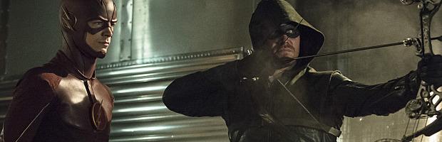 Arrow 3: online le foto da 'The Brave and the Bold' - Notizia