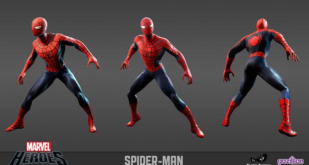 L'MMO Marvel Universe rinominato Marvel Heroes