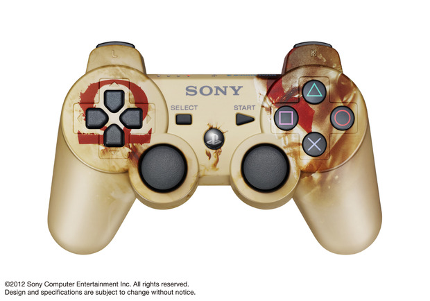 God of War Ascension: annunciato uno speciale dualshock in Giappone