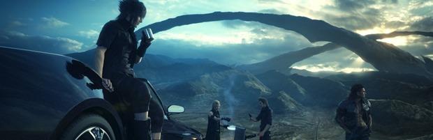 Final Fantasy 15: nuovi dettagli sulla demo