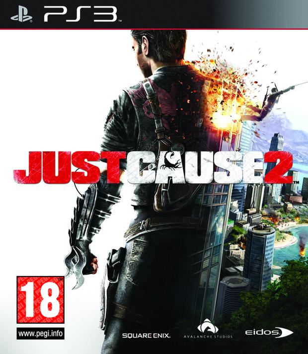 Just Cause 2: copertina e nuove immagini