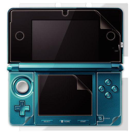 Nintendo 3DS: da Hori, protezione totale con le nuove pellicole
