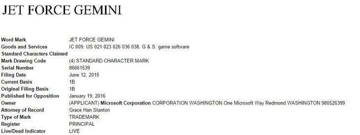Microsoft registra il trademark Jet Force Gemini. Un remake in arrivo?
