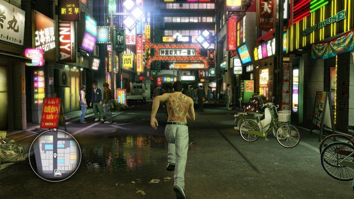 Yakuza Kiwami: pubblicato un DLC gratuito per festeggiare il lancio del gioco