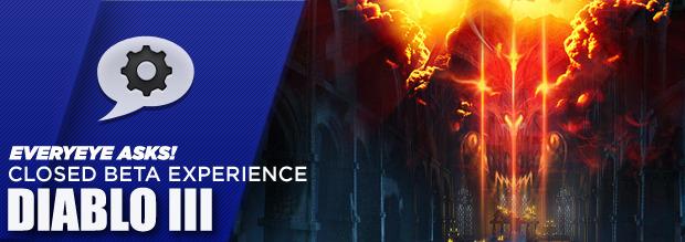 Diablo 3 Closed Beta Experience. Raccontaci le tue avventure a New Tristram