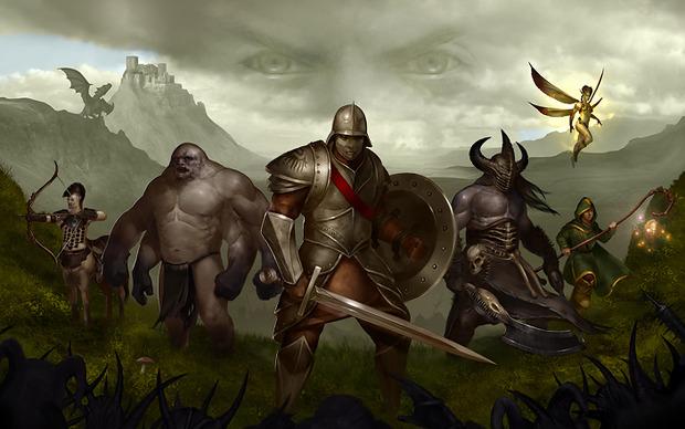 Ironclad annuncia Sins of a Dark Age, un ibrido tra action RPG e RTS
