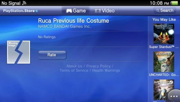 [Rumor] Un DLC di Tales of Innocence R appare nel PS Store USA. L'RPG per PS Vita sarà localizzato?