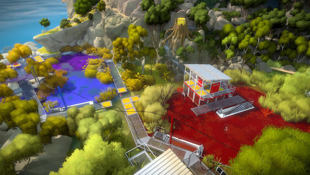 The Witness: nuovi screenshot