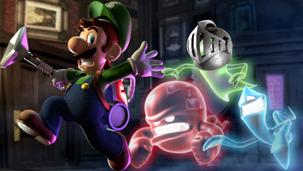 Luigi's Mansion Dark Moon - recensione - 3DS