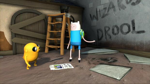 Preparate la lente d'ingrandimento per risolvere i casi di Adventure Time Finn e Jake Detective