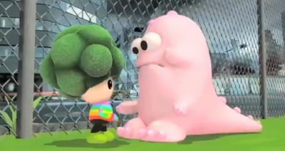 Blur, uno Spot TV prende in giro Mario Kart