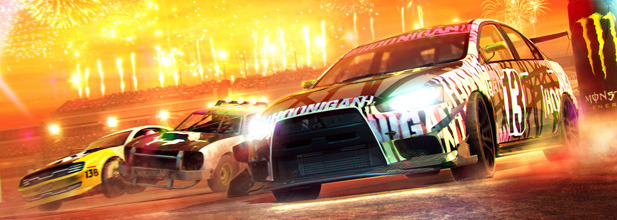 DiRT Showdown - recensione - PS3