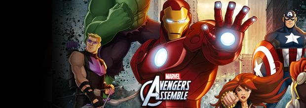 Avengers Assemble: Thanos all'attacco nella nuova clip - Notizia