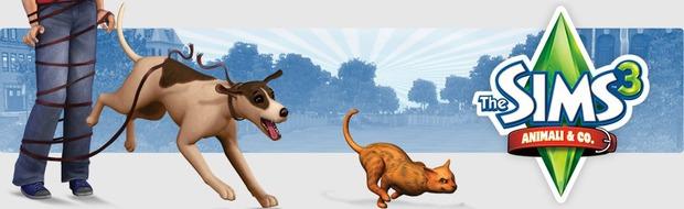 Arriva The Sims 3 Animali & Co.