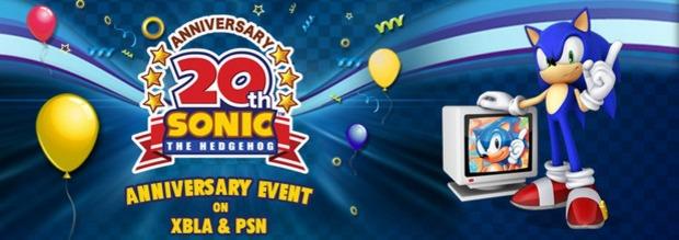 Sonic The Hedgehog: dal 23 Giugno sconti per i titoli su XBLA e PSN