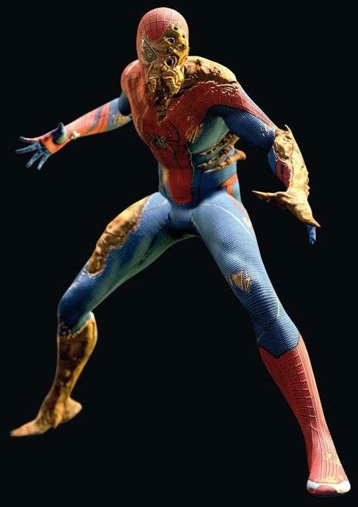 The Amazing Spiderman: tra i costumi alternativi anche Spider-Morphosis
