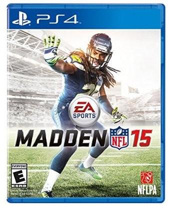 Madden NFL 15: copertina ufficiale
