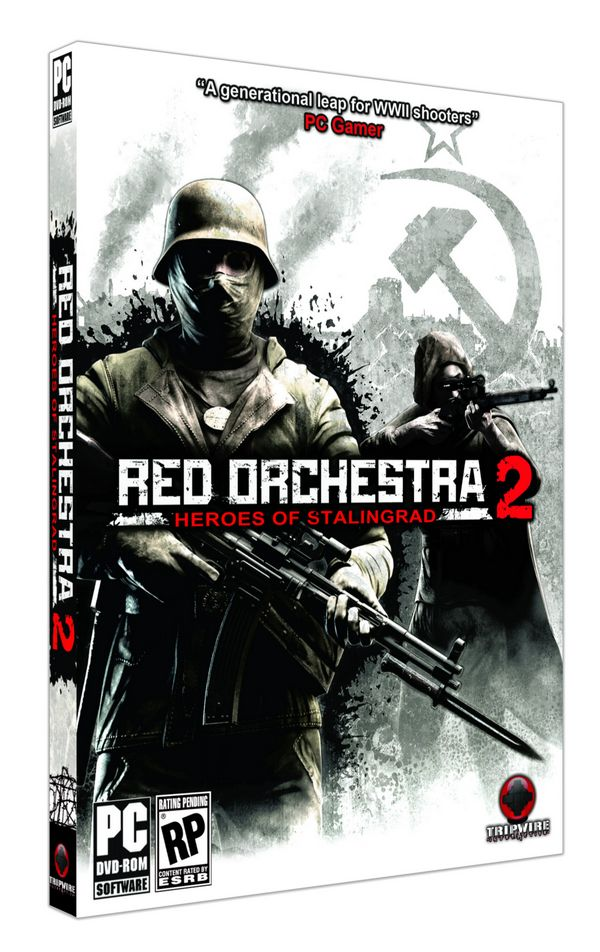 Red Orchestra 2: Heroes of Stalingrad: boxart e requisiti hardware