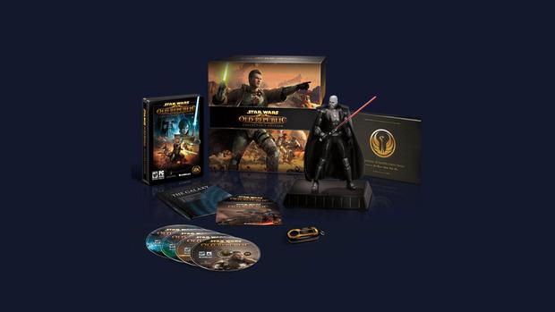 Star Wars The Old Republic: Electronic Arts annuncia le tre versioni ufficiali