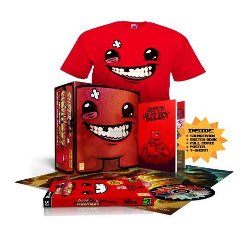 Super Meat Boy Ultra Edition: Lace Mamba annuncia i contenuti