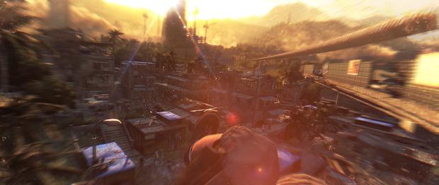 Dying Light si mostra in nuovi scatti