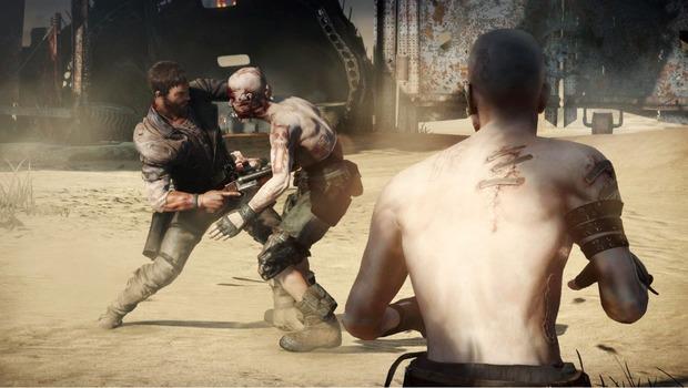 Mad Max: pubblicate tre nuove immagini dalla Gamescom