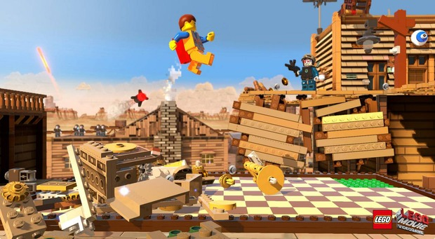 The Lego Movie: Il Videogame - rilasciati nuovi scatti