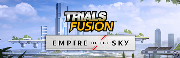 Trials Fusion: trailer e comunicato stampa per Empire of the Sky - Notizia