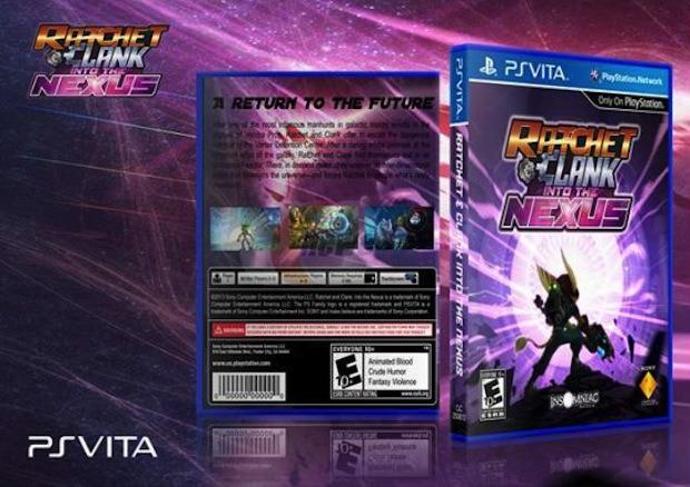 Ratchet & Clank: Nexus, nuovi dettagli sulla versione PlayStation Vita