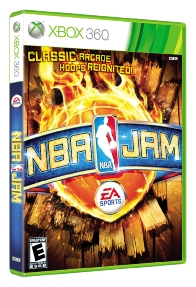 NBA Jam ha una data per Xbox 360 e PS3