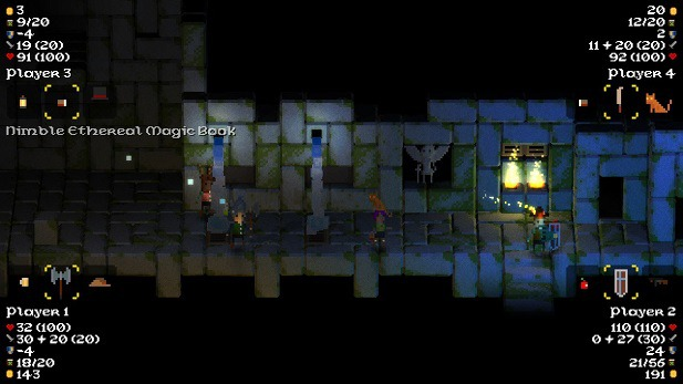 Legend of Dungeon - recensione - PC