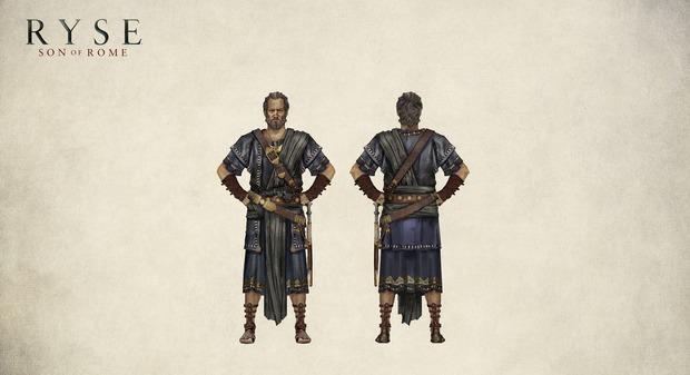 Ryse: Son of Rome - il padre di Marius si mostra in uno scatto inedito