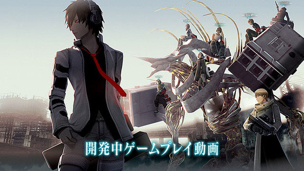 Freedom Wars si mostra in un Artwork inedito