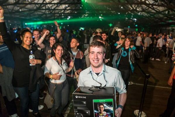 Xbox One: ecco il primo possessore!