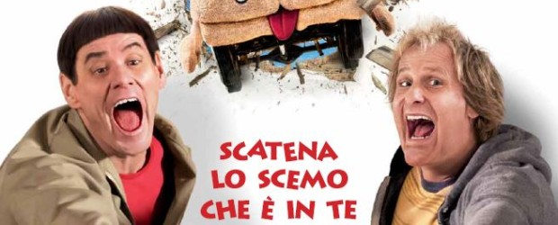 Scemo & + Scemo 2: una clip in esclusiva con Jim Carrey e Jeff Daniels - Notizia