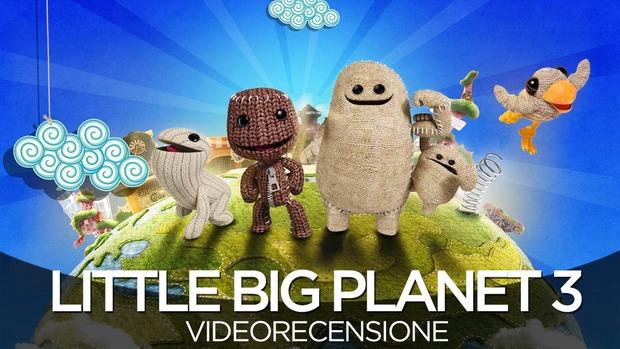 Little Big Planet 3: Video Recensione - Notizia