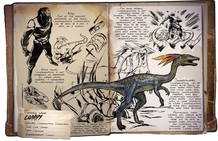 Ark Survival Evolved: ecco la nuova specie Compsognathus
