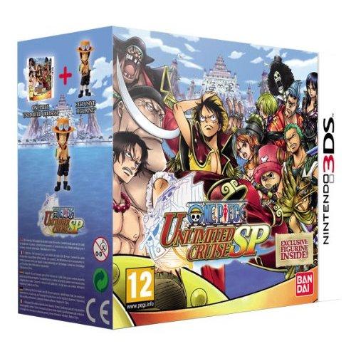 One Piece Unlimited Cruise SP: Namco Bandai annuncia la data di uscita e la special edition