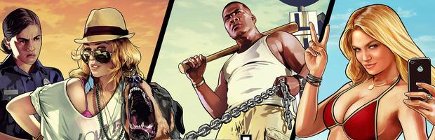 Grand Theft Auto 5: Il doppiatore di Franklin è al lavoro su un DLC