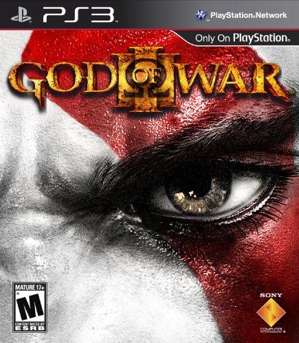 Copertina ufficiale USA per God of War 3