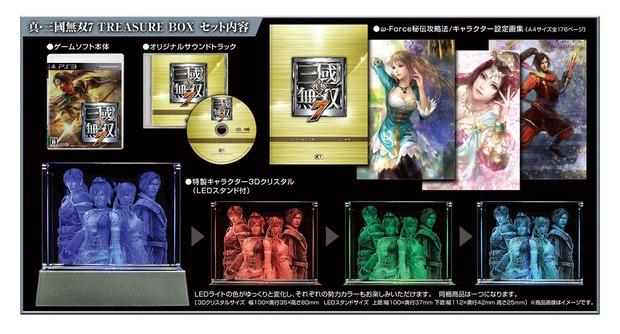 Dynasty Warriors 8: i contenuti della collector's edition giapponese