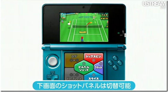Mario Tennis Open a Maggio in Europa per Nintendo 3DS