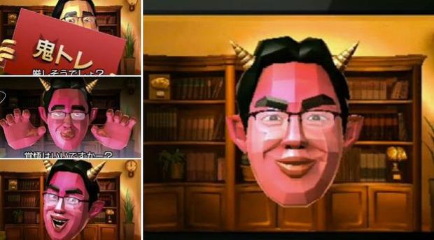 Un Dr. Kawashima davvero diabolico in questo nuovo titolo della serie Brain Age per Nintendo 3DS