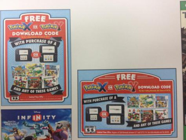 Nintendo 3DS XL e 2DS: in regalo Pokemon X ed Y in Nord America?